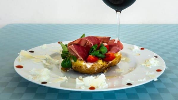 Suggerimento dello chef - Montecristo, Follonica