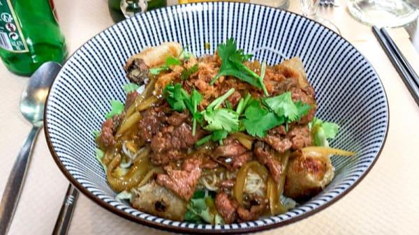 Suggestion du Chef - Kim, Nantes
