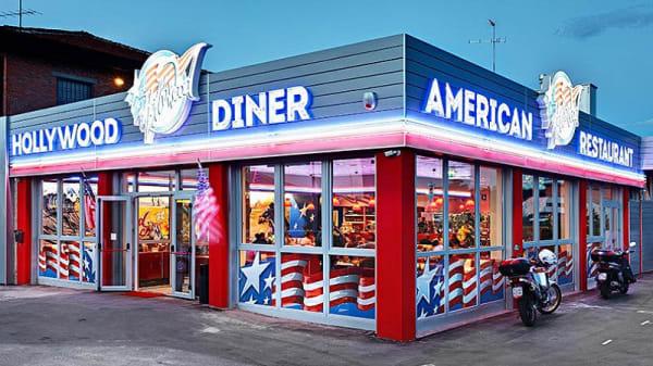 Facciata - Hollywood Diner, San Lazzaro di Savena