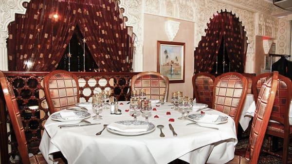 vue de la salle 2 - La Kasbah du Maroc, Corbeil-Essonnes