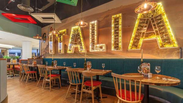 Bella Italia - Gateshead Metrocentre, Gateshead