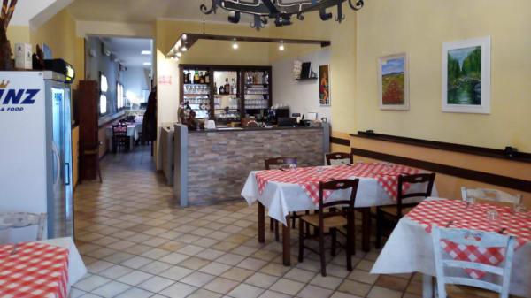 Vista sala - La Taverna degli Artisti, Montevarchi