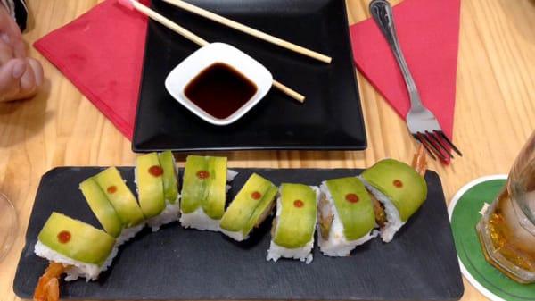 Sushi - Más que Bakery, Corralejo