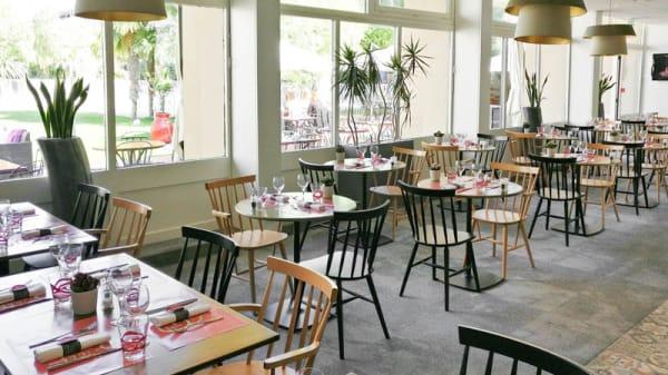 Vue de la salle - Gourmet Bar, Saint-Laurent-du-Var
