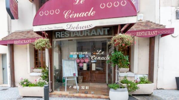 Façade - Le Cénacle, Tremblay-en-France