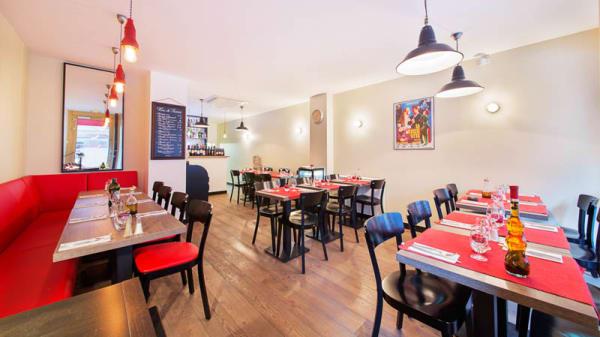 Restaurant italien - Dulcinea, Paris