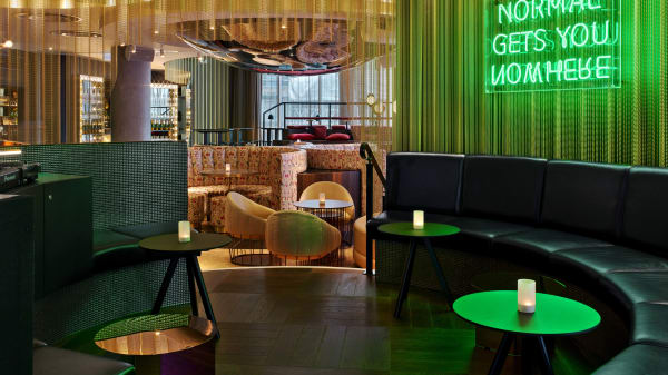 The Perception at W Hotel, London