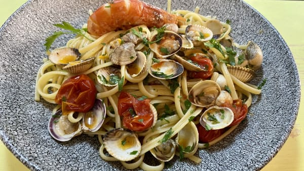 Linguine ai frutti di mare  - Massimo, Sitges