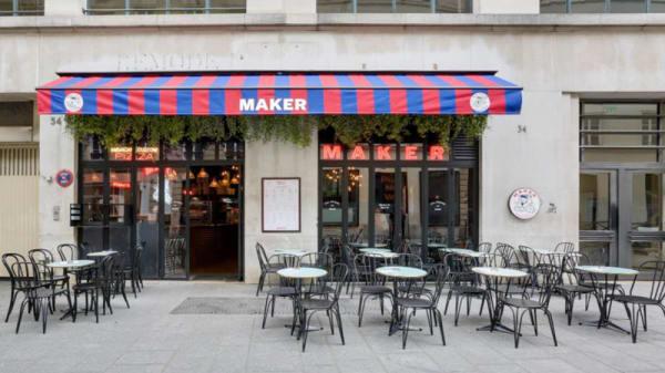 Terrasse - Maker, Paris