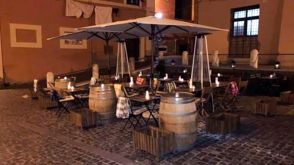 Terrazza - Taberna Leandra, Civitavecchia