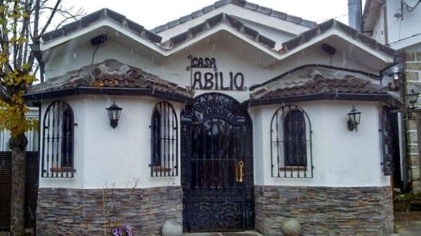 Entrada - Casa Abilio, Colmenar Viejo