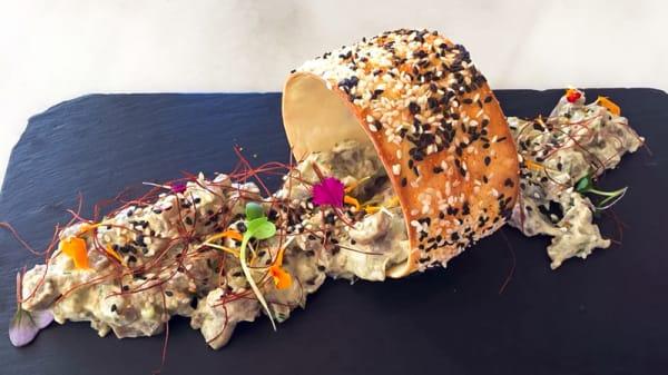 Sugerencia del chef - Taberna Mansiega, Torremolinos