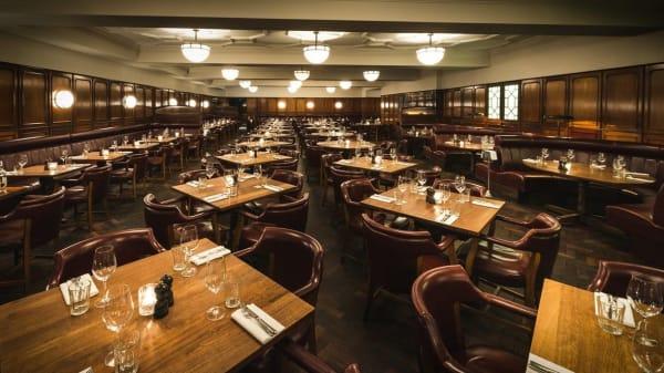 Restaurant - Hawksmoor Guildhall, London