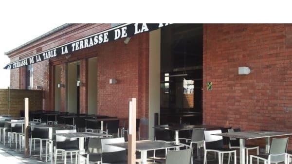 Vue extérieure - La Table, Belfort