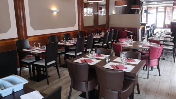 Salle du restaurant - Le Saint Simon, Toulouse
