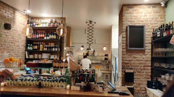 restaurant - L'Impasto, Paris