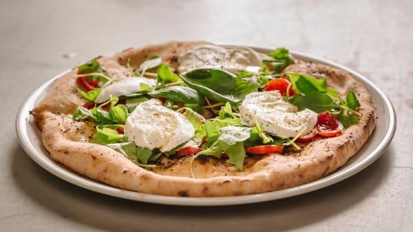Piatto - Pizza Garage Novara, Novara