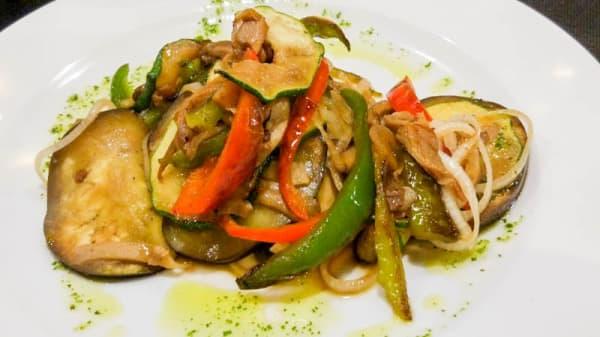 Sugerencia del chef - La Taberna de Rita, A Coruña