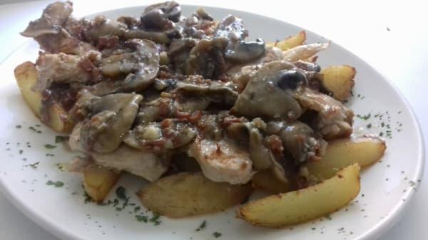 Sugerencia del chef - Carmela, Sevilla