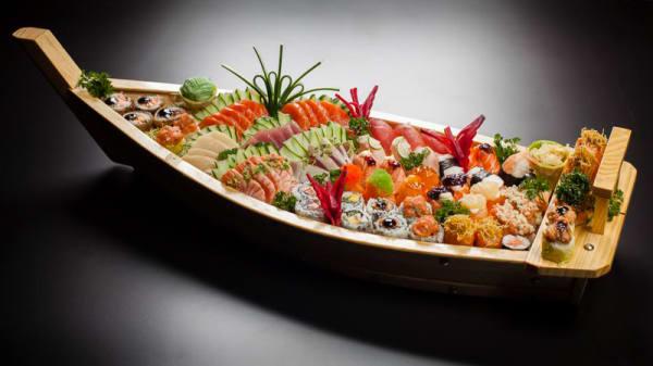 Sugestão do chef - Hakka Sushi - Paulista, São Paulo