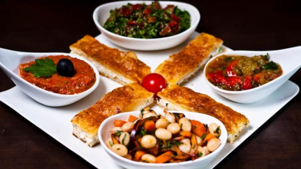 Suggestion du Chef - Le Jardin d'Erevan, Alfortville