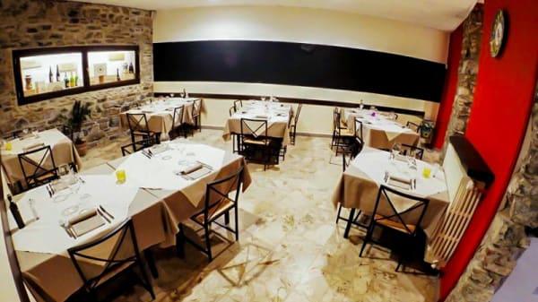Vista sala - La cucina di Stella, Como