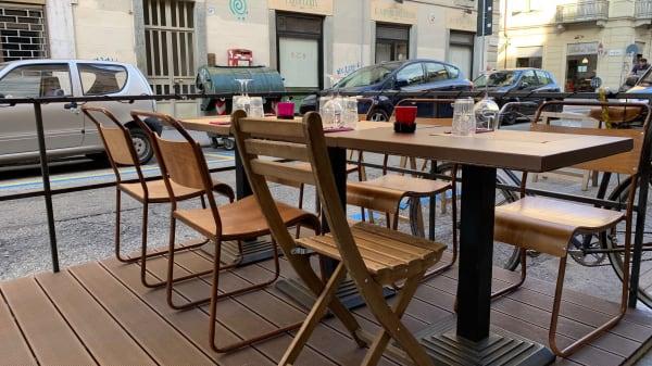 Dehors - Goja Ristoro Vini, Torino