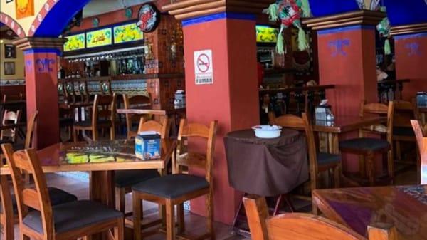 Vista de la sala - La Parrilla Yaxchilán (Cancún), Cancún