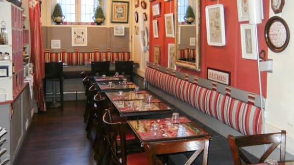 salle - Marie The Cuisine, Saint-Malo