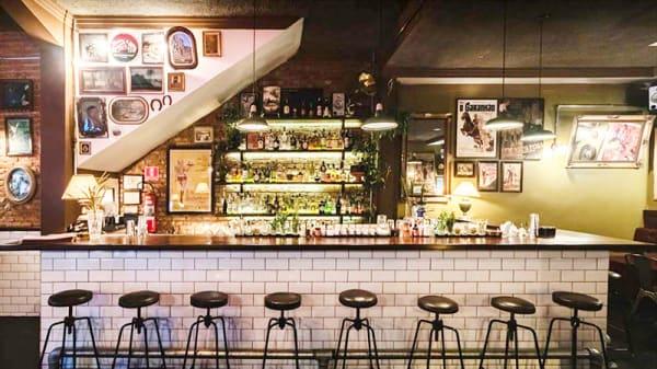 Vista da sala - Cabíria Bar, São Paulo