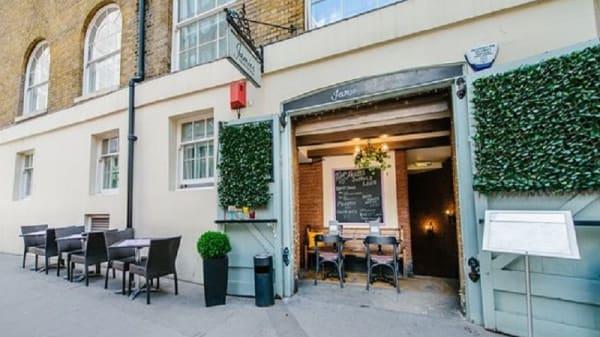 The Bolthole, London