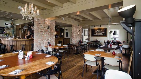 Restaurantzaal - Jonkheer De Ram, Schalkwijk
