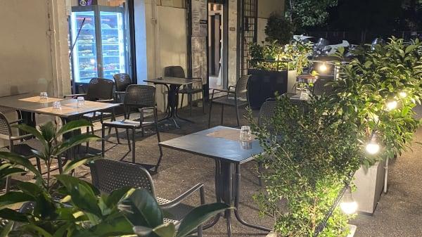 Berardo Caffè, Rome