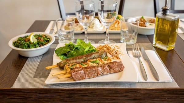 Sugestion du chef - Le Beyrit's, Aix-en-Provence