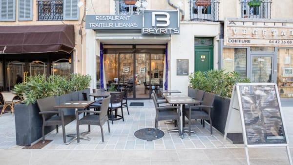 Entreé - Le Beyrit's, Aix-en-Provence