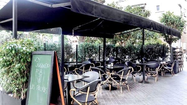 La terraza - Arcadio's, Barcelona