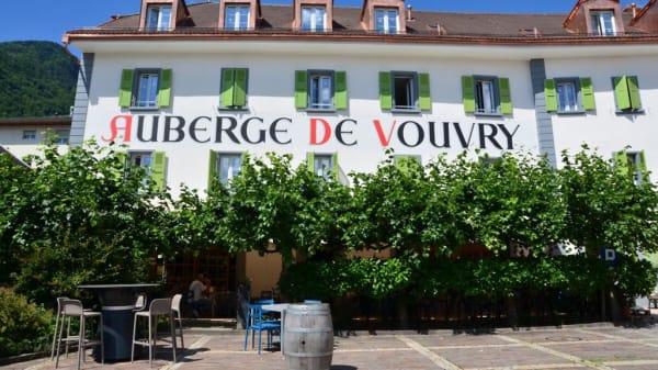 Restaurant Auberge de Vouvry, Vouvry