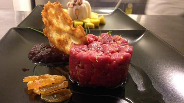 Suggerimento dello chef - Cortiletto Mazzini, Palermo