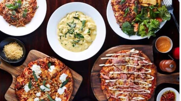 Food - Bambino Torino Pizza, Newtown (NSW)