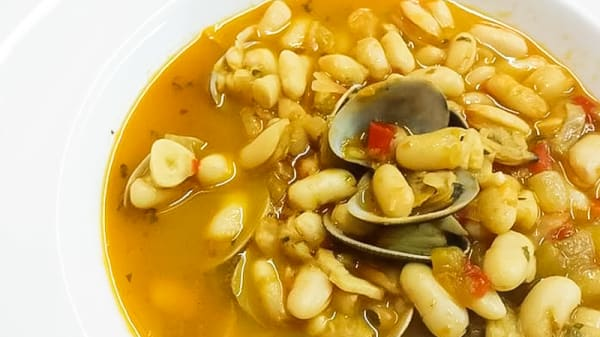Sugerencia del chef - La Taka Vinacoteca, Badalona