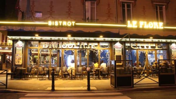 Entrée - Brasserie Le Flore, Puteaux