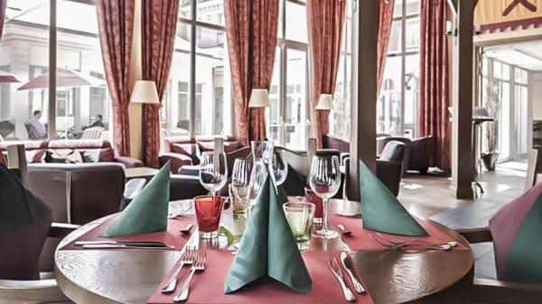 vue de salle - Musketeer's Restaurant, Magny-le-Hongre