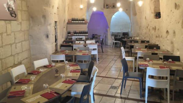 Vista sala - Da Zero Matera, Matera