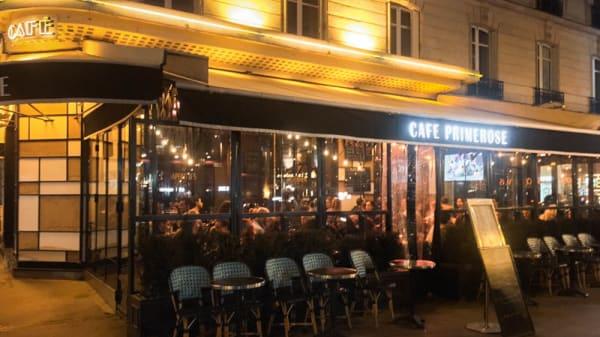 Terrasse - Café Primerose, Paris