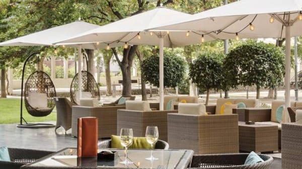 Terraza - Don Giovanni - Hotel NH Constanza, Barcelona