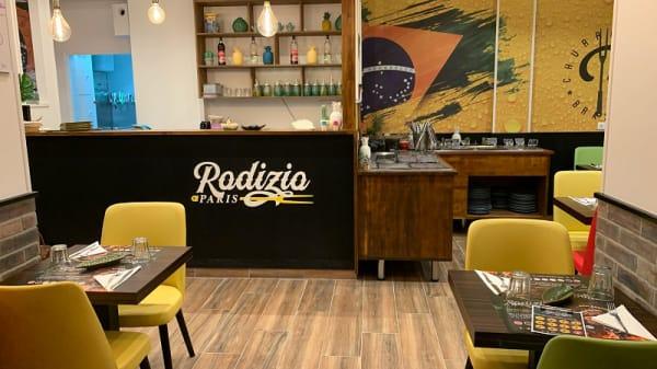 Vue de la salle - Rodizio Paris, Paris