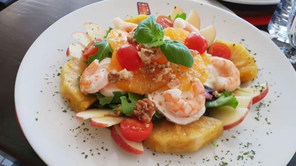 Sugestão do chef - La Gioconda (Praia da Rocha), Portimão