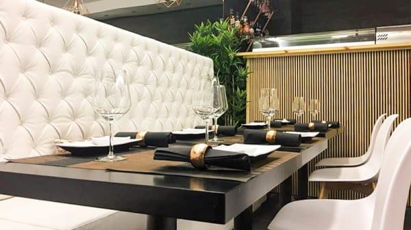 Vista da sala - Yó Nashi Sushi Bar, Carnaxide