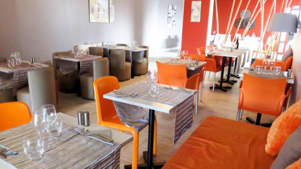 Salle du restaurant - La Parenthèse des Saveurs, Lormont