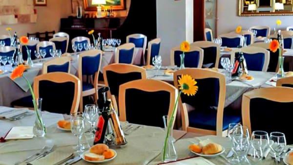 Vista sala - Conchiglia Azzurra Resort & Beach, Porto Cesareo